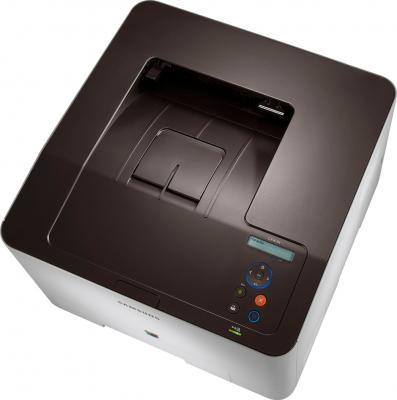 Принтер Samsung CLP-415N - вид сверху
