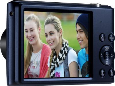 Компактный фотоаппарат Samsung ST72 Black (EC-ST72ZZBPBRU) - общий вид