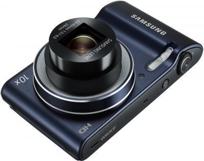 Компактный фотоаппарат Samsung WB30F Black (EC-WB30FZBPBRU) - общий вид