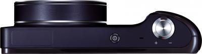 Компактный фотоаппарат Samsung Galaxy Camera EK-GC100 (черный) - вид спереди