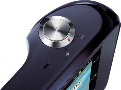 Компактный фотоаппарат Samsung Galaxy Camera EK-GC100 (черный) - детальное изображение