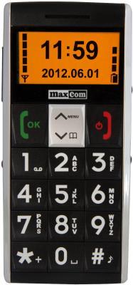 Мобильный телефон MaxCom MM470BB - общий вид