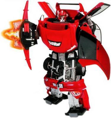 Робот-трансформер Happy Well Митсубиси Эволюшен VIII (50100) - общий вид