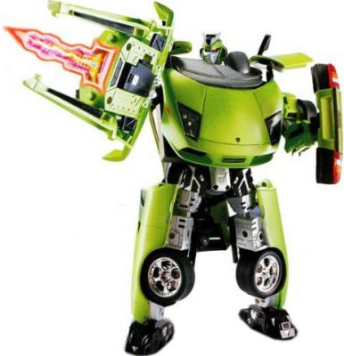 Робот-трансформер Happy Well Ламборджини Мурсилаго (50140) - общий вид