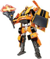Робот-трансформер Happy Well Форд Мустанг FR 500C (50170) -