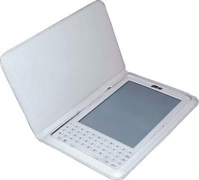 Электронная книга Ritmix RBK-750 White (microSD 8Gb) - в чехле