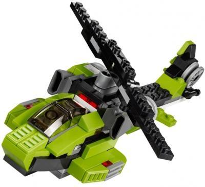 Конструктор Lego Creator Крутой робот (31007) - общий вид