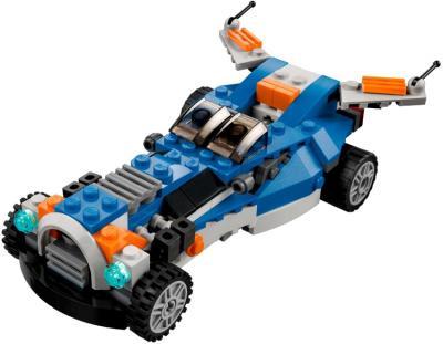 Конструктор Lego Creator Истребитель (31008) - общий вид