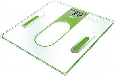 Напольные весы электронные Scarlett SC-212 (зеленый) - общий вид