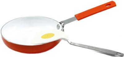 Сковорода SSenzo PT26AK0114CDO Orange - общий вид