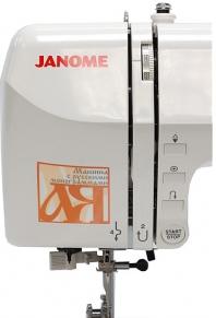 Швейная машина Janome Decor Computer 3600 - заправка верхней нити