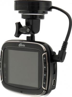 Автомобильный видеорегистратор Ritmix AVR-865 - общий вид