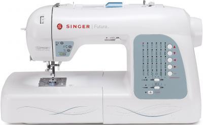 Швейно-вышивальная машина Singer Futura XL-400 - общий вид