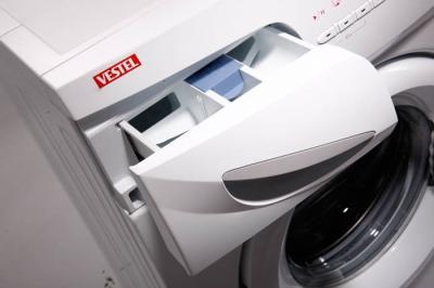 Стиральная машина Vestel AWM1040S - дозатор моющих средств