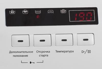 Стиральная машина Vestel WMO1040LE - дисплей