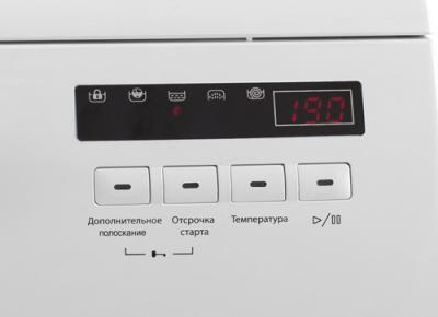 Стиральная машина Vestel WMO840LE - дисплей