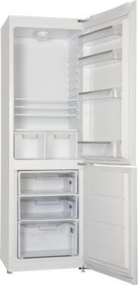 Холодильник с морозильником Vestel VCB365VW - внутренний вид