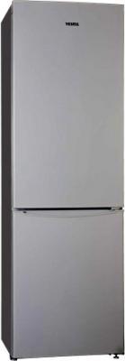Холодильник с морозильником Vestel VNF366LSM - общий вид