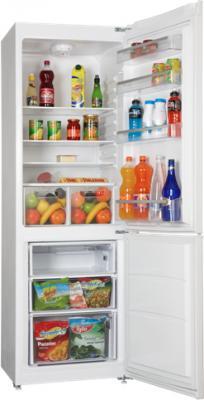 Холодильник с морозильником Vestel VNF386VWE - общий вид