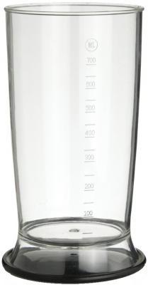 Блендер погружной Polaris PHB0510A (черный) - мерный стакан
