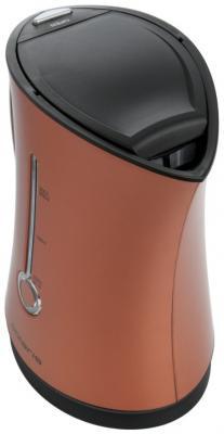 Электрочайник Polaris PWK1493CL Orange Metallic - вполоборота