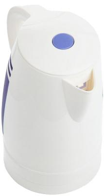 Электрочайник Polaris PWK1887CL (White-Blue) - вполоборота