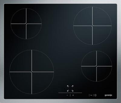 Электрическая варочная панель Gorenje ECT610AX - общий вид