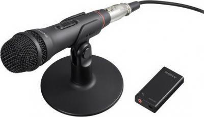 Микрофон Sony ECM-PCV40 - общий вид