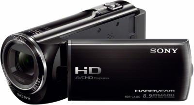 Видеокамера Sony HDR-CX280E Black - общий вид