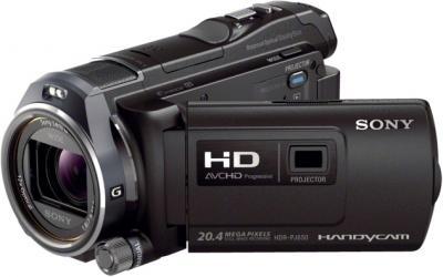 Видеокамера Sony HDR-PJ650E Black - общий вид