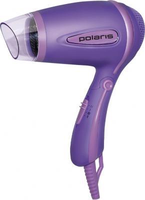 Компактный фен Polaris PHD1241TR (Violet) - общий вид