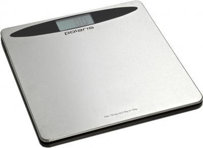 Напольные весы электронные Polaris PWS1524DM Silver - общий вид
