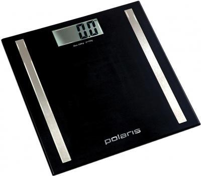 Напольные весы электронные Polaris PWS1827D Black - общий вид