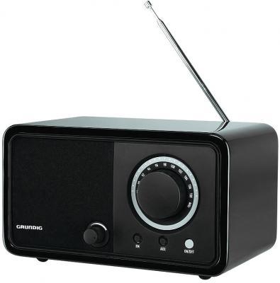 Радиоприемник Grundig TR1200 Clossy Black - общий вид