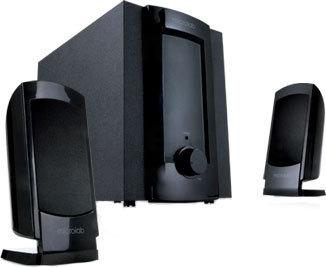 Мультимедиа акустика Microlab M 310 Black (M310-3154) - общий вид