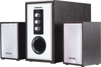 Мультимедиа акустика Microlab M 520 (черный) - общий вид