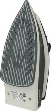Утюг Polaris PIR2445K (бело-серый) - вид сбоку