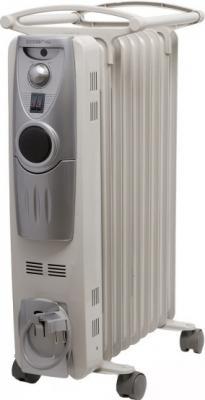 Масляный радиатор Polaris PRE E 0715 H - общий вид