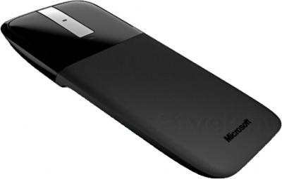 Мышь Microsoft ARC Touch Mouse USB Black (RVF-00056) - вид сверху