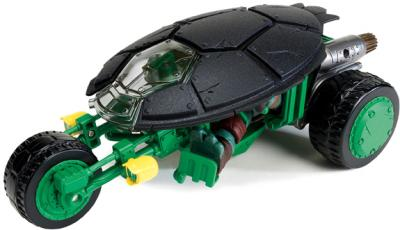 """Игровой набор Playmates Toys """"Черепашки Ниндзя"""" Трицикл с фигуркой (94001) - общий вид"""