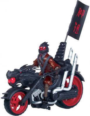 """Игровой набор Playmates Toys """"Черепашки Ниндзя"""" Мотоцикл с фигуркой (94003) - общий вид"""