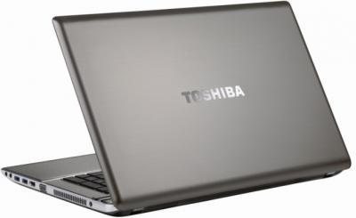 Ноутбук Toshiba Satellite P875-DTS (PSPLFR-006002RU) - общий вид