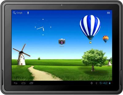 Планшет Armix PAD-930 8GB 3G - фронтальный вид