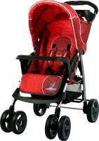 Детская прогулочная коляска Caretero Monaco (Red) -
