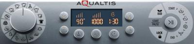 Стиральная машина Hotpoint AQS70F05ICIS - общий вид