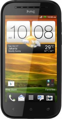 Смартфон HTC Desire SV Black - общий вид