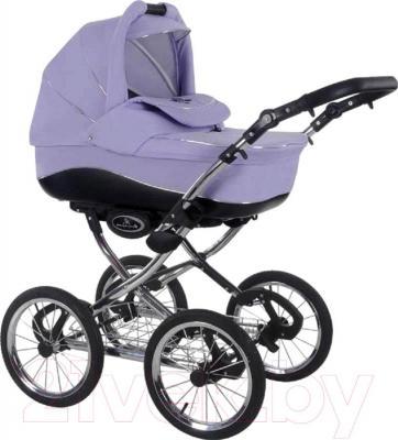 Детская универсальная коляска Bebetto Fabio (X2L/ST/C4) - общий вид