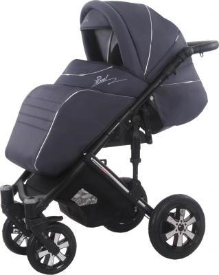 Детская универсальная коляска Bebetto Pascal (V1L/ALU/K/K) - чехол для ног