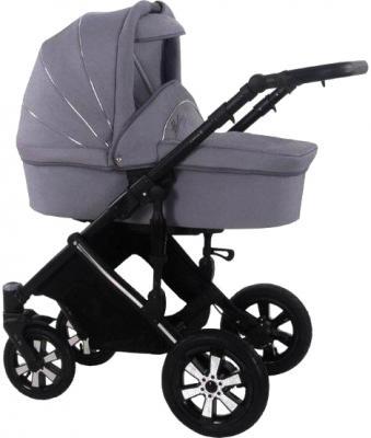 Детская универсальная коляска Bebetto Pascal (V1L/ALU/K/K) - цвет 195