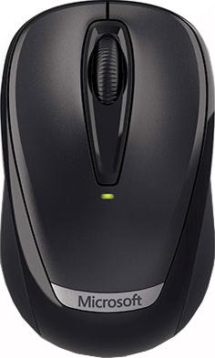 Мышь Microsoft Wireless 3000 v2 (2EF-00034) - общий вид